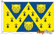 SHROPSHIRE ANYFLAG RANGE - VARIOUS SIZES